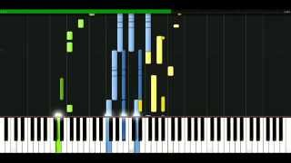 Shaggy - Strenght of a woman [Piano Tutorial] Synthesia   passkeypiano