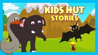 KIDS STORIES - ENGLISH ANIMATED STORIES FOR KIDS   TRADITIONAL STORY   T-SERIES