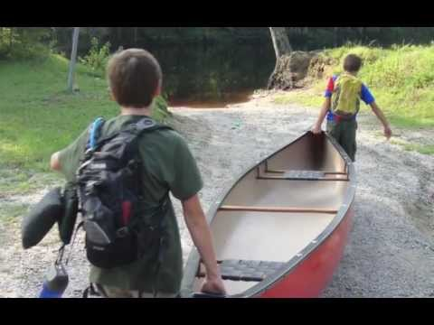 Troop 505 Lumber River State Park Sep 2-4