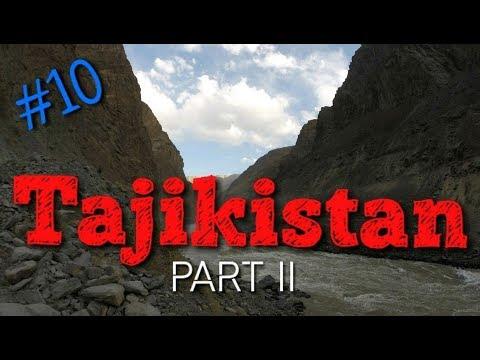 Episode 10. Tajikistan. Dushanbe, Hissar, Khorog