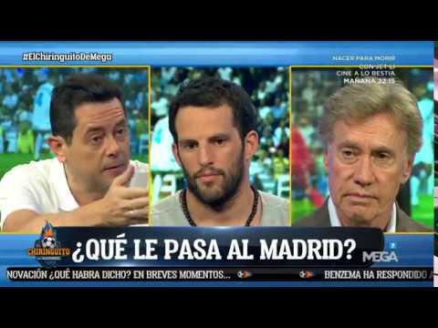 """Roncero: """"La situación NO ES FÁCIL pero cuando al Madrid se le da por 'MUERTO' es cuando REACCIONA""""."""