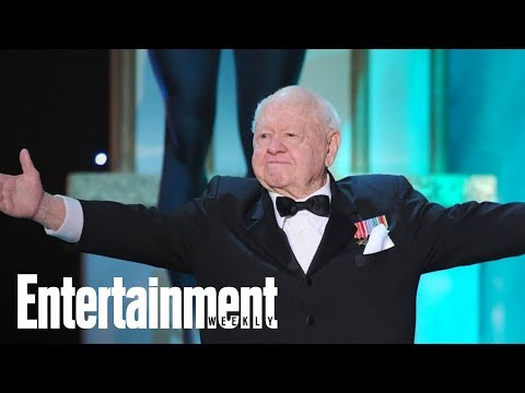 Archie Bunker Creator Norman Lear Almost Cast Mickey Rooney As Archie | Entertainment Weekly