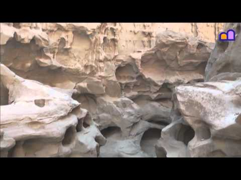 Iran - Qeshm island life and geology