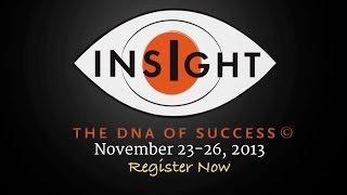 Sadhguru's vision behind INSIGHT : The DNA of Success