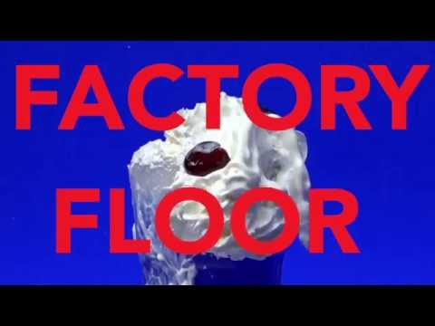 FACTORY FLOOR  '25 25' (official Album Trailer)