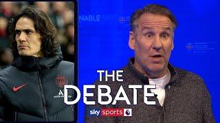 Should Chelsea sign Edinson Cavani? | The Debate | Merson, Phillips and Morrison
