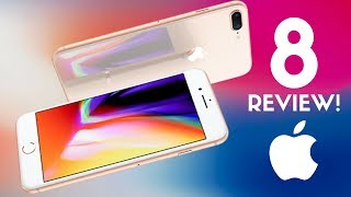 iPhone 8 Plus Review - Best iPhone 8 Features!