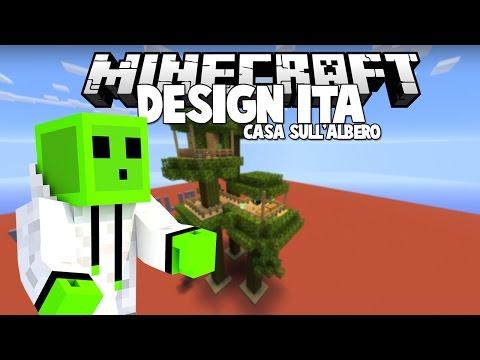 Minecraft come fare una casa sull 39 albero esempio doovi - Casa sull albero minecraft ...