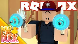 Roblox Wild Revolvers - BACK WITH WORKING REVOLVERS!!