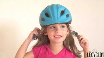 Comment bien mettre un casque de vélo enfant ?