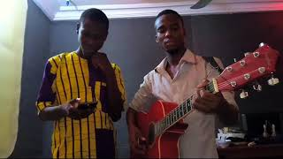 Khalid - Talk ( cover ) | The LAYNARD Live Acoustic Cover [Selfie video]
