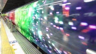 E3系「現美新幹線」@上野駅 2019-10-1