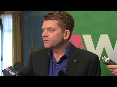Brian Jean a day after election