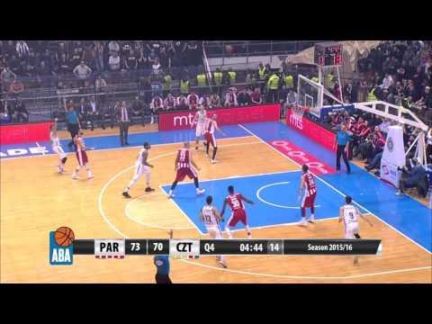 Aleksandar Cvetković scores from 8 metres!