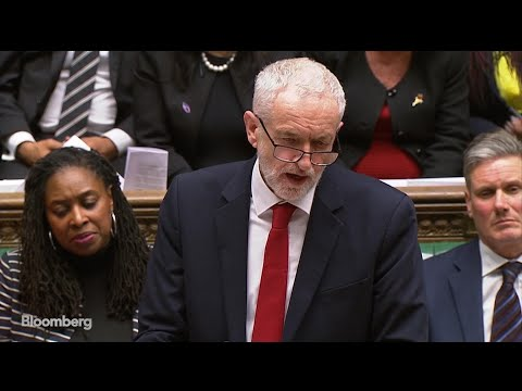 Corbyn Calls for General Election After Parliament Rejects Brexit Deal