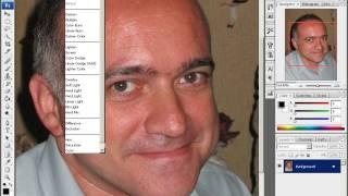 Уроки Adobe Photoshop CS3 - урок 20 - Ретуширование