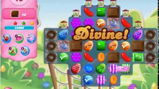 Candy Crush Saga 3325 (collect 100 chocolates) no booster ...crazy king game