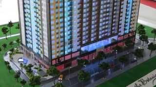 Mô hình kiến  trúc đẹp REALEYE - căn hộ The BOTANICA[http://www.realeye.vn]