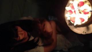 AKB48チームBのみゆぽんこと大森美優さんの15歳の誕生日の記念動画です.
