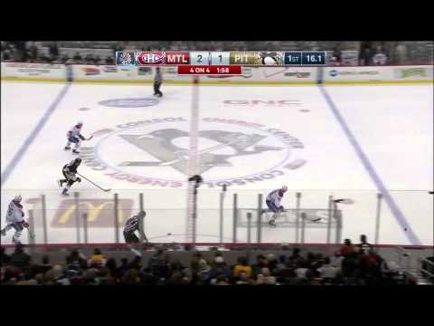 Pittsburgh Penguins @ Montreal Canadiens 3.01.2015