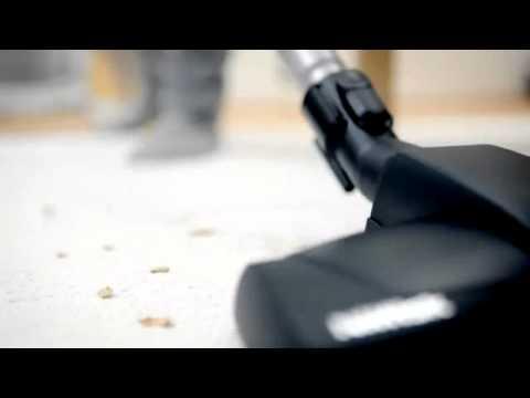 Nilfisk central vacuum cleaner   YouTube