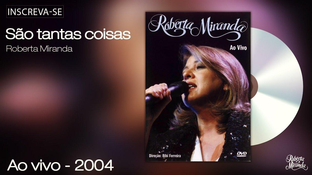 dvd roberta miranda ao vivo 2003