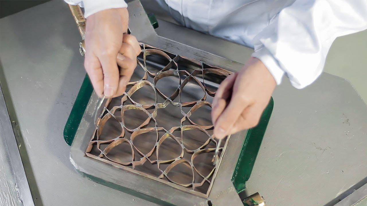 Zementfliesen Manufaktur - Mosaic Del Surâ© - Youtube
