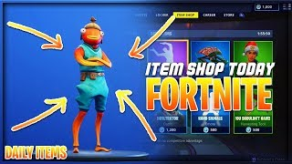 "Fortnite Fishstick Skin New Item Shop ""December 26 Item Shop Live"" (Fortnite Live Item Shop Now)"