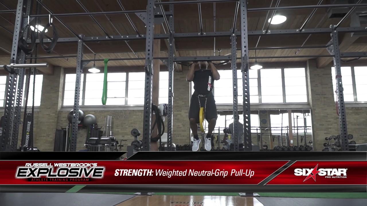 Explosive Athlete Training Program | Six Star Pro Nutrition