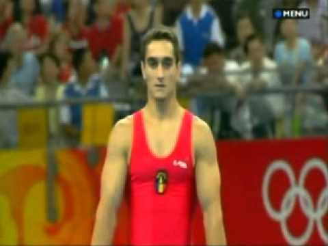 Mens Gymnastics- 2008 OLYMPIC GAMES TEAM FINAL