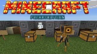 - 20 Секретов в Minecraft PE 0.14.1
