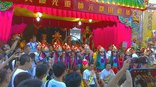 艋舺武英殿重光慶典