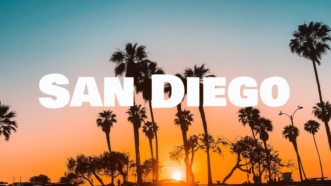 Road Trip│San Diego, USA