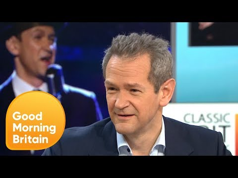 Alexander Armstrong Always Gets Recognised as a the Wrong Person  Good Morning Britain