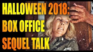Halloween 2018: Box Office and Sequel Talk