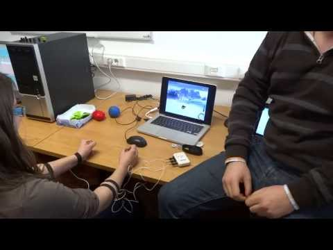 "emg research papers Have you ever wondered how electromyography (emg) could be used to control or test exoskeleton devices or have you ever mused about the origins of passive back support exoskeletons if you said ""yes"" to either question, then michael wehner has the research paper for you: man to machine."