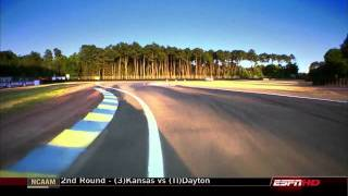 Allan McNish explains Circuit de la Sarthe (24 Hours of Le Mans)