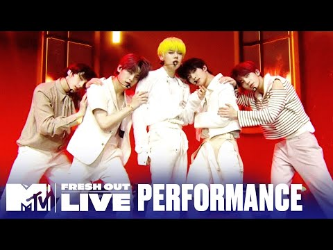 """TXT EXCLUSIVE """"Can't You See Me?"""" Performance 🤩 #MTVFreshOut from YouTube · Duration:  4 minutes 17 seconds"""
