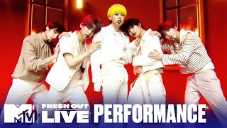 "TXT EXCLUSIVE ""Can't You See Me?"" Performance 🤩 #MTVFreshOut"