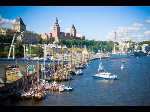 Szczecin, West Pomeranian, Poland, Europe