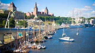 Szczecin, West Pomeranian, Poland, Europe