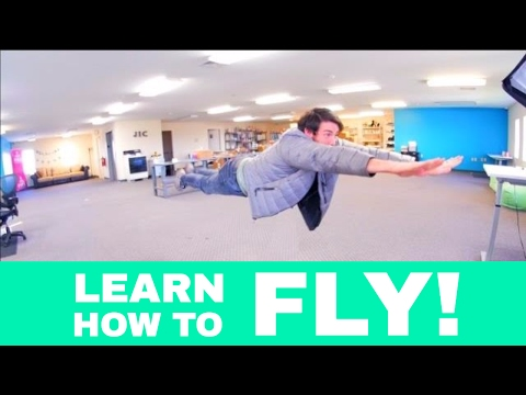 Learn How To Levitate
