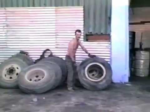 59th Batt. Camp Shamrock & transport group total Lebanon 1986