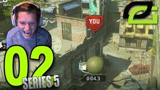 MWR vs Old Men of OpTic - H3cz is a Nade God (Series 5, Game 2)