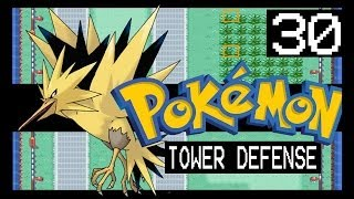Pokemon Tower Defense Walkthrough - Route 17 THE RETURN