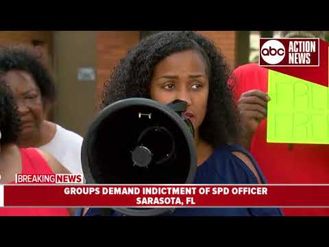 Activist Groups Call For Charges To Be Dropped Against Transgender Woman from YouTube · Duration:  53 seconds