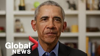 Barack Obama endorses Joe Biden for President of the United States | FULL