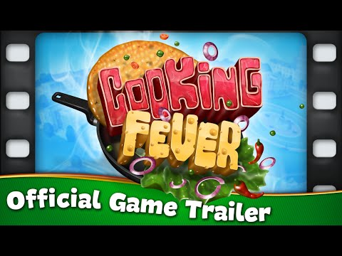 Cooking Fever Trailer 2015