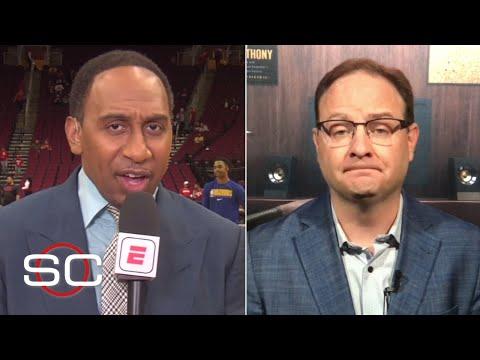 Woj explains to Stephen A. how the NBA feels about Kawhi Leonard's load management | SportsCenter