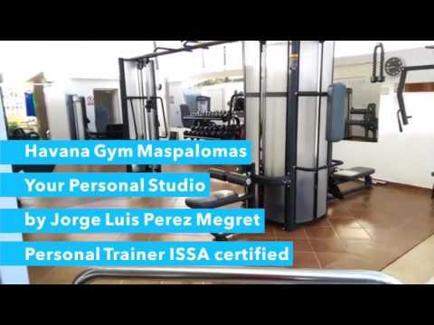 Havana Gym Maspalomas by Jorge Luis Perez Megret